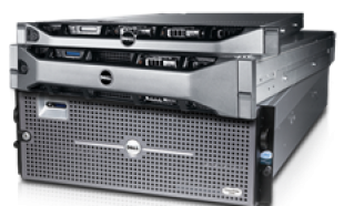 DELL PowerEdge Raf Tipi Sunucular
